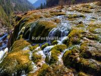 Jiuzhaigou Valley Pearl Shoal Waterfalls