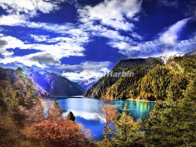 Jiuzhaigou Valley Scenic and Historic Interest Area