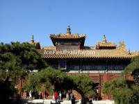 Yonghe Temple in Beijing