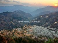 Laohuzui Rice Terraces