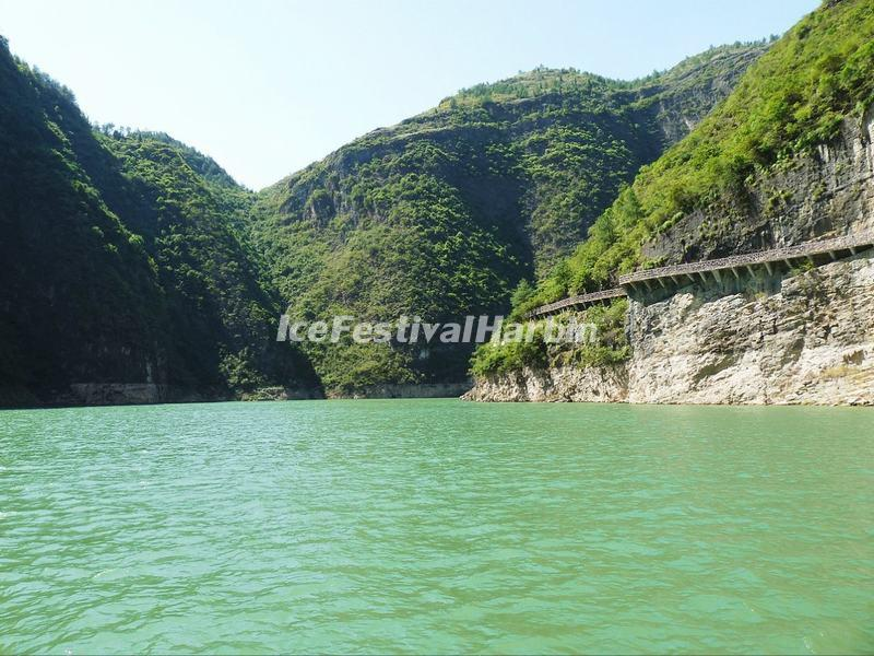 Daning River Lesser Three Gorges