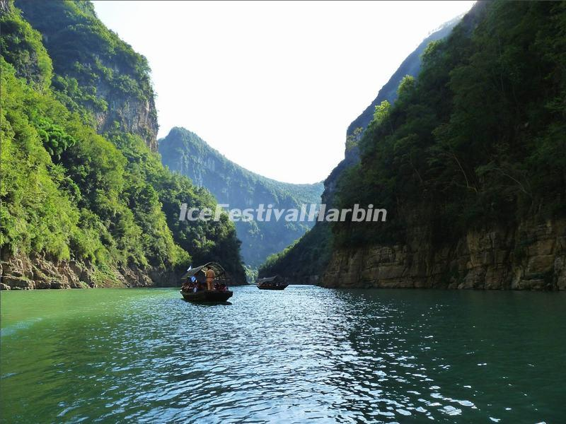 Visit Lesser Three Gorges