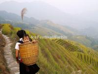 The Yao People and Longsheng Rice Terraces