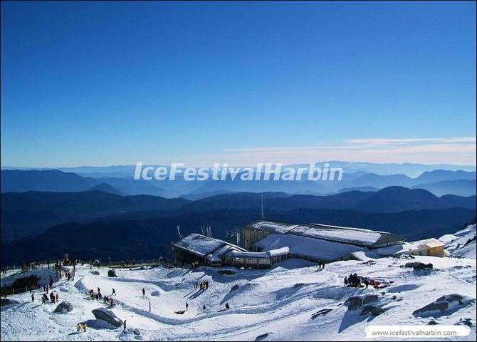 Harbin Erlongshan Ski Resort, Heilongjiang