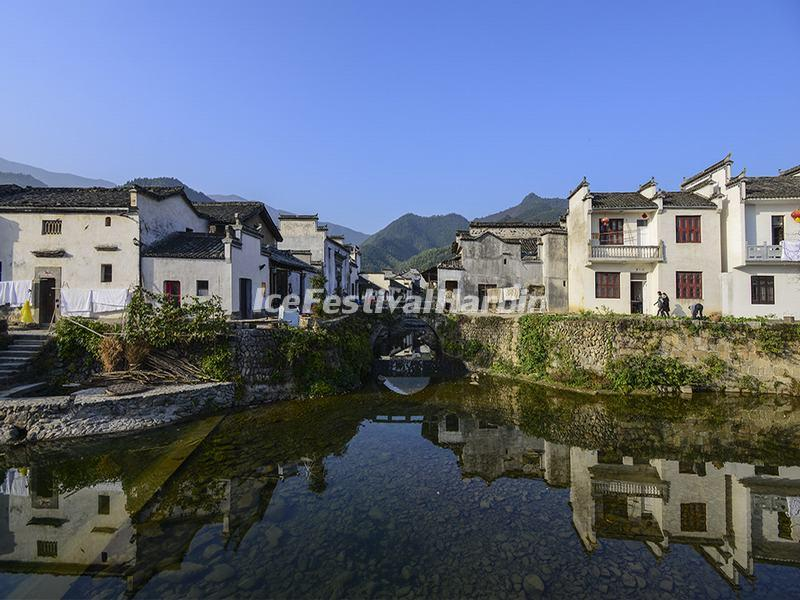 The Folk Houses in Lucun Village