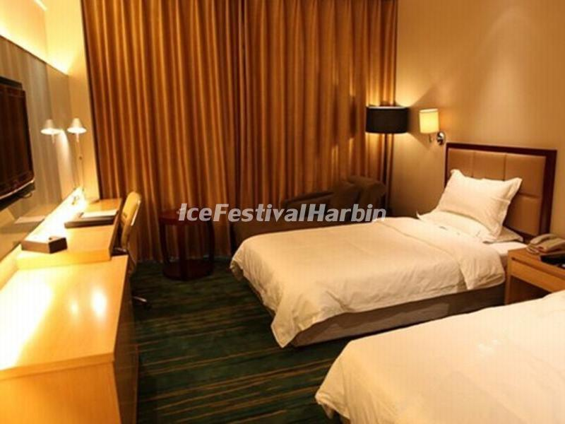 Manhattan Hotel Harbin Twin Room