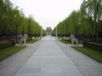 The Sacred Way of Ming Tombs