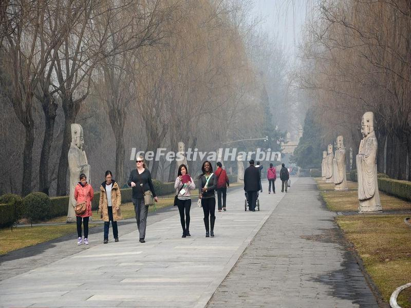 Visit Beijing Ming Tombs Sacred Way