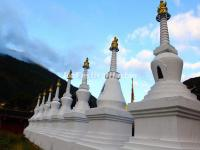 Mounigou Valley Buddhist Pagodas