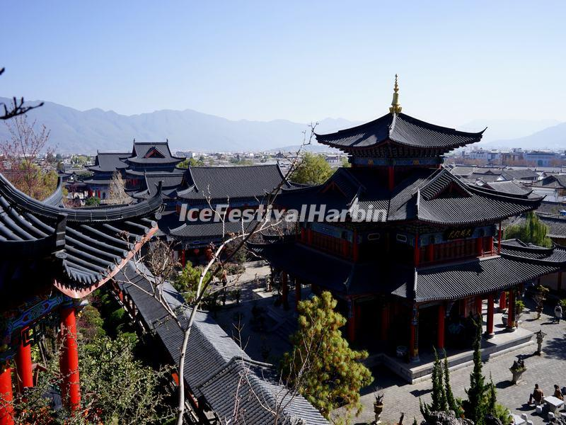 The Mu's Residence in Lijiang Ancient City