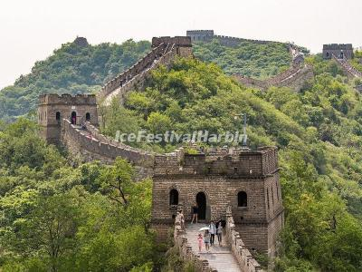 Great Wall of Mutianyu section