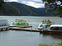 The Cruises in Bita Lake in Pudacuo National Park