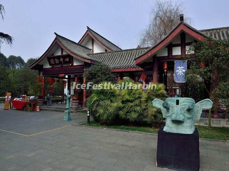 Sanxingdui Museum-Shopping Center