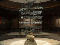 The Bronze Treasure Tree in Sanxingdui Museum