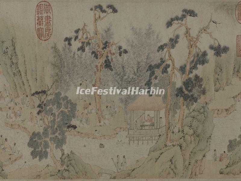 Shanghai Museum Ancient Traditional Chinese Painting