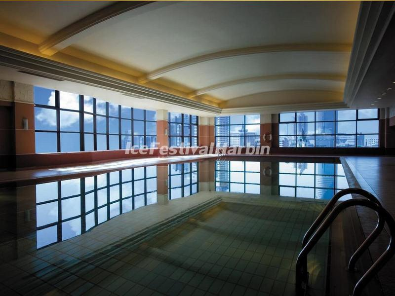 Shangri-la Hotel Harbin - Indoor Swimming Pool