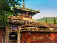 Shaolin Monastery China