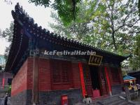 The Lixue Pavilion at Shaolin Temple