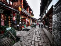 Street in Shuhe Ancient Town