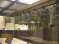The Ancient Chime Bells in Sichuan Museum