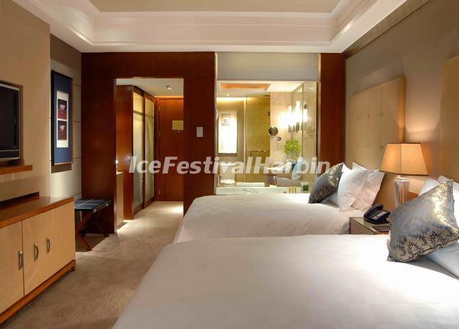 Deluxe Room With King-Size Bed at Sofitel Wanda Harbin