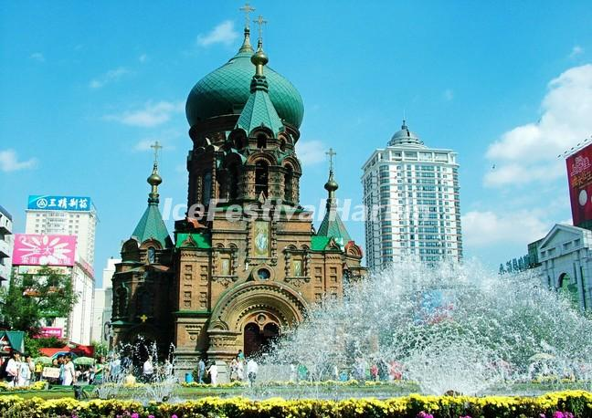 Harbin St. Sophia Church