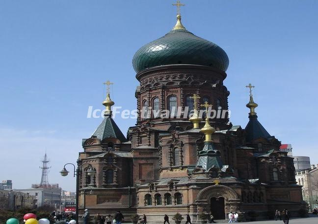 Harbin Saint Sophia Church