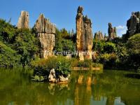Shilin Stone Forest in Kunming