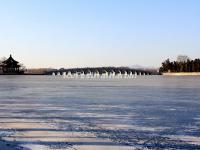 The Seventeen-Arch Bridge in Summer Palace