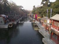 The Suzhou Street in Summer Palace