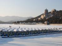 Summer Palace Snowscape