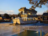 The Marble Boat in Summer Palace