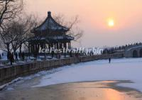 Summer Palace Sunset