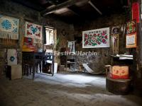 Inside A Family House in Taoping Qiang Village