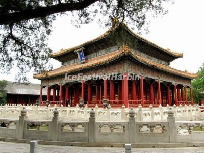 Temple of Confucius and Guozijian Museum Beijing