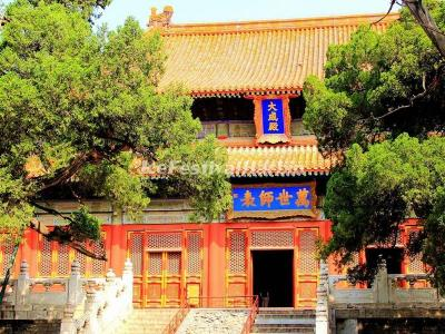 Temple of Confucius and Guozijian Museum