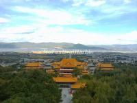 Three Pagodas, Chongsheng Temple and Erhai Lake