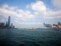 Victoria Harbour Scenery
