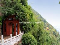 Sanqing Temple in Kunming Western Hills Forest Reserve