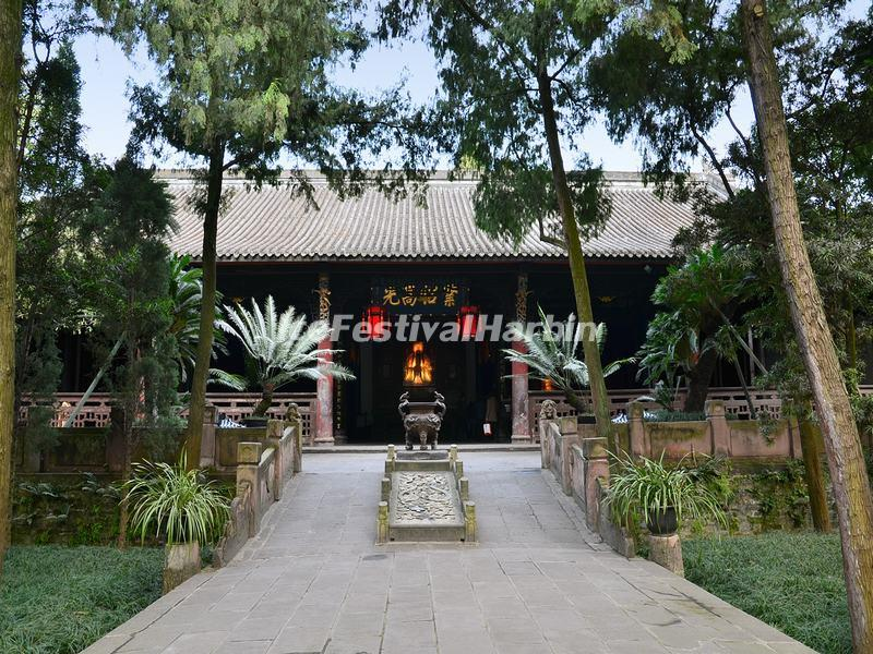 Wuhou Memorial Temple