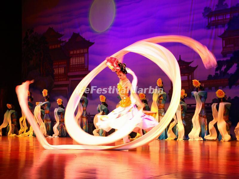 Xi'an Tang Dynasty Music and Dance Show