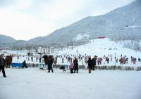 "<a href=""http://www.icefestivalharbin.com/photo-p62-570-.html"">Xiling Snow Mountain Ski Resort</a>"
