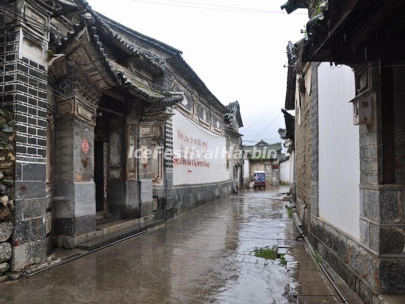 The Folk Houses of Bai Ethnic Group in Xizhou Town