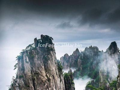 Yellow Mountain (Huangshan Mountain)