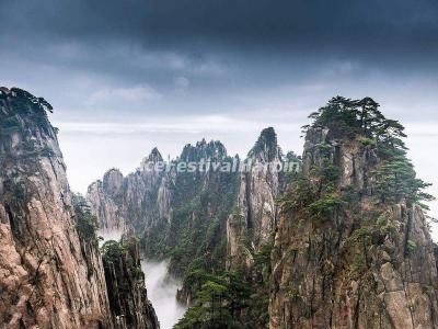 Yellow Mountain (Mount Huangshan)