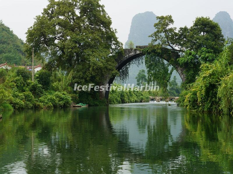 Yulong River Scenery, Yangshuo