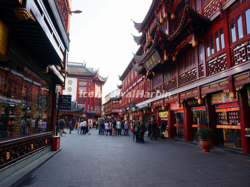 D Exhibition China : Yuyuan market shanghai