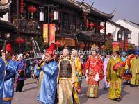 The Spring Festival Celebration in Zhouzhuang