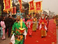 Zhouzhuang Water Town Chinese New Year Celebration