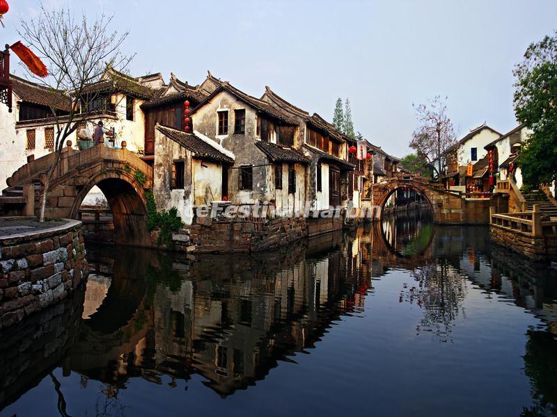 Resultado de imagem para Zhouzhuang